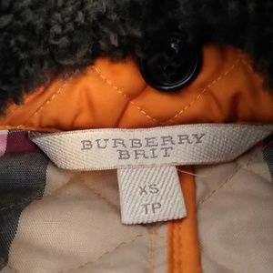 Burberry Jackets & Coats - ❤️ Vintage Burberry Quilted Mustard Field Jacket